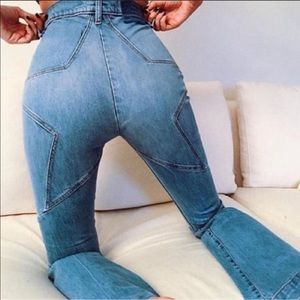 Denim - REVICE star butt denim